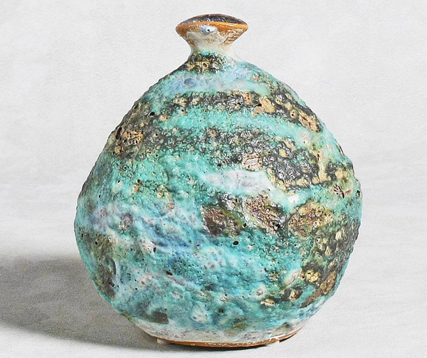 Estelle Halper Thrown and Altered Vessel