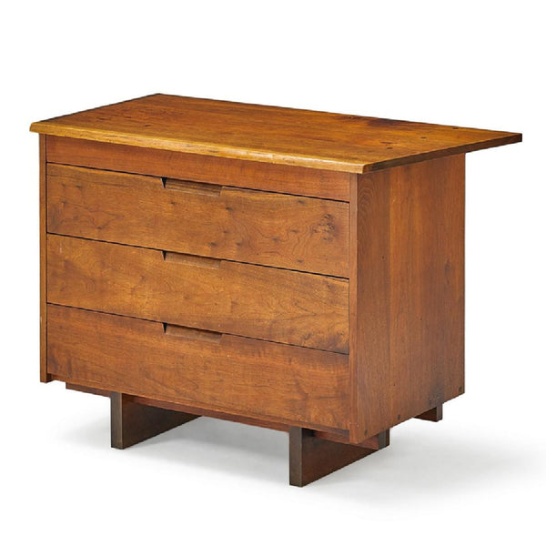 George Nakashima Pair of Single Chests of Drawers