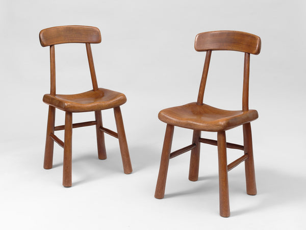 Alexandre Noll pair of chairs