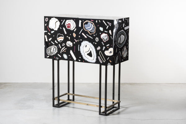 Bethan Laura Wood Hot Rocks Cabinet
