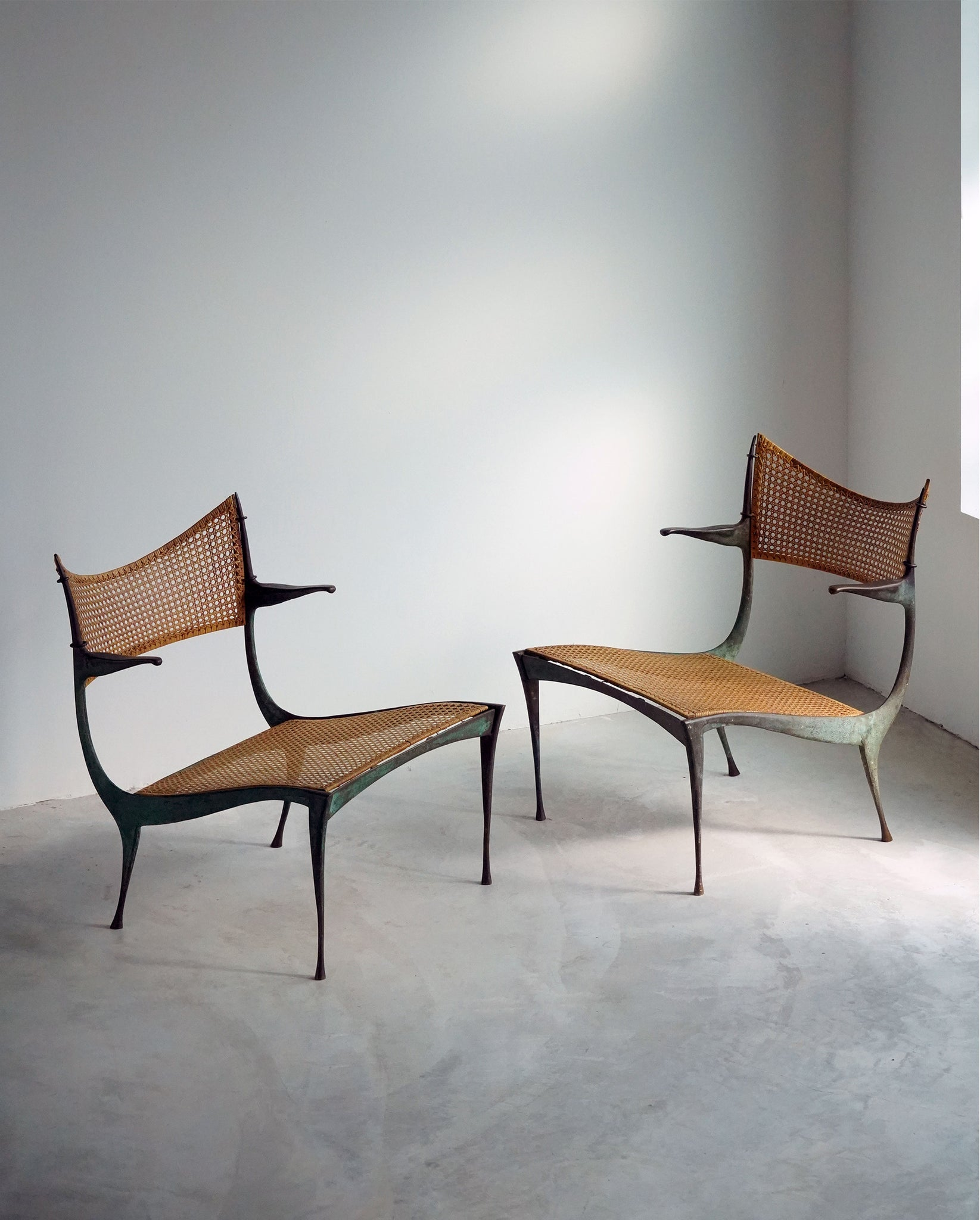 Dan Johnson, Gazelle Lounge Chairs
