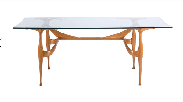 "Dan Johnson, ""Gazelle"" table"