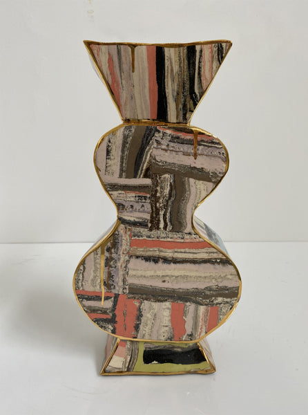 Katie Stout Ceramic Slab Vessel