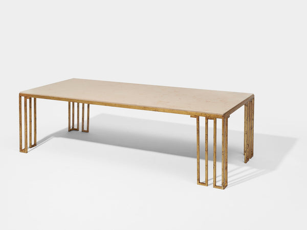 Jean Royère Dents Grecques Coffee Table