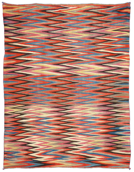 Navajo Wedge Weave Blanket