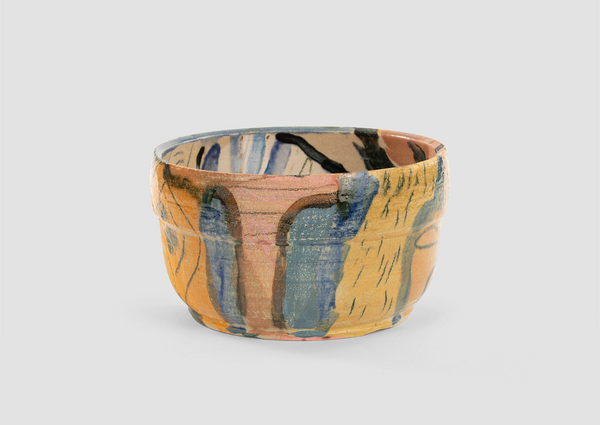Reinaldo Sanguino Ceramic Bowl 7