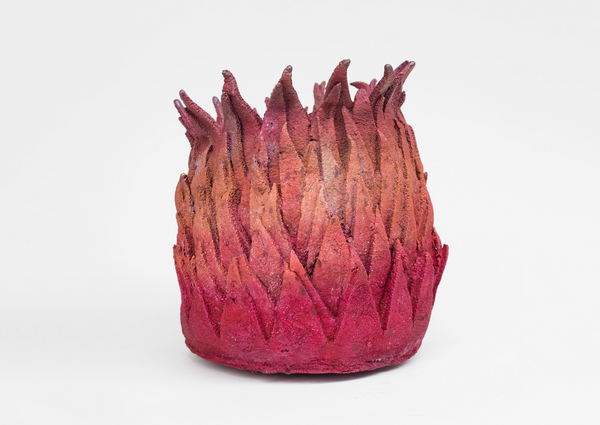 Chris Wolston Fire Vase