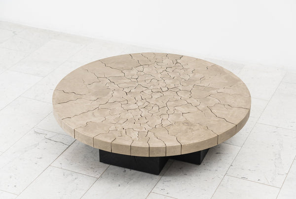 Jean-Luc Le Mounier Hamada Moon Low Table
