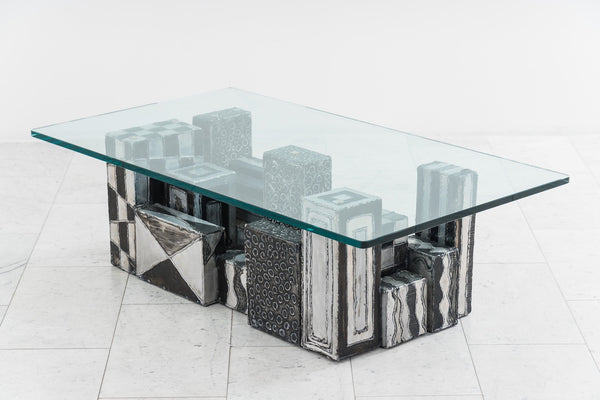 Paul Evans Argente Skyline Low Table