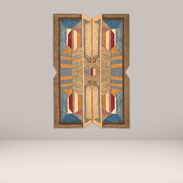 Li Jing Artisan Rug Contradiction Space-7