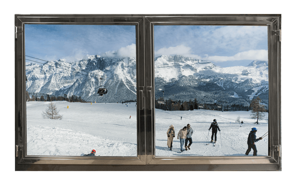 ANOTHERVIEW N.8: Skiing in Brenta Dolomites
