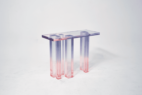 Saerom Yoon Crystal Series Console Table 3