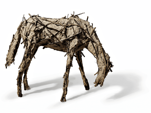 Deborah Butterfield Horse