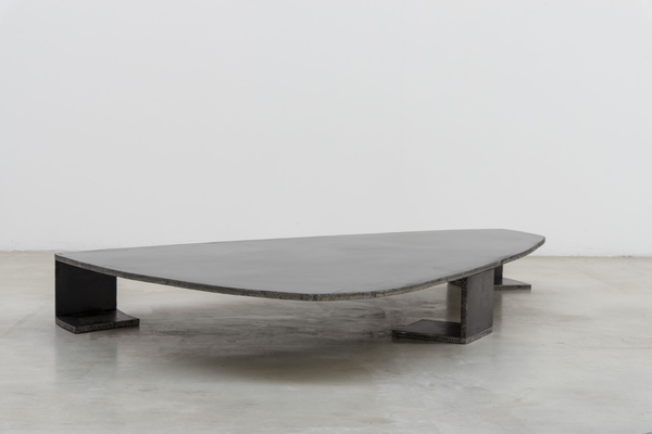 Bernar Venet Table Basse