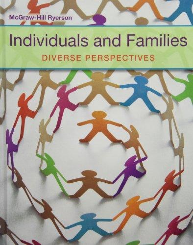 Individuals And Families: Diverse Perspectives Student Edition
