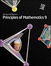 Principles of Mathematics 9 Skills Book