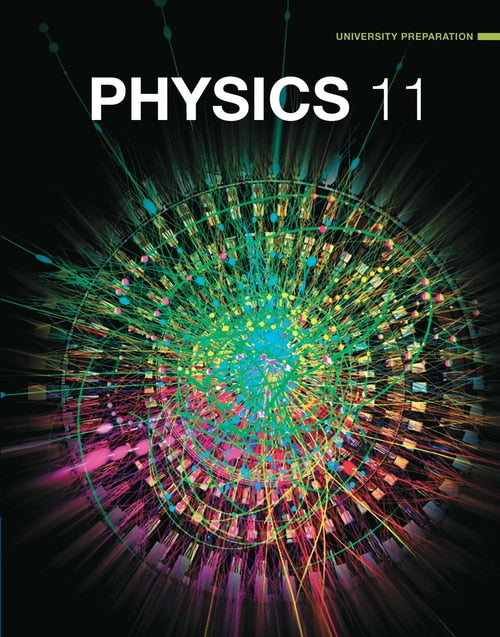 Physics 11u Text with Online PDF