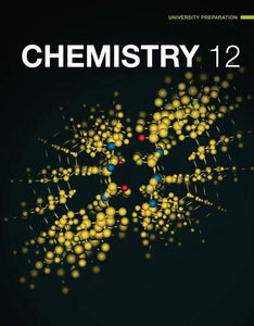 Chemistry 12u Textbook with Online PDF