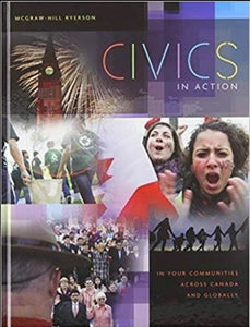 Civics In Action - Student Edition With Connectschool Student Single User, 1-Year Access 1-9