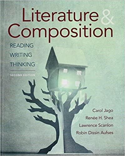 Literature & Composition: Reading, Writing, Thinking - Hardcover -