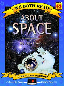 We Both Read: About Space(3rd)Lev1-2