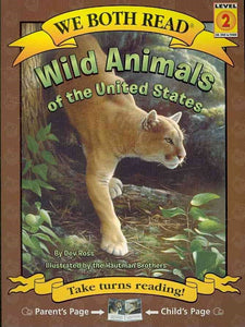 We Both Read: Wild Animals of the United States