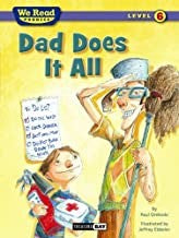 We Read Phonics: Dad Does it All(Lev6)