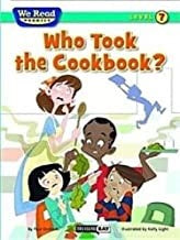 We Read Phonics: Who Took the Cookbook?