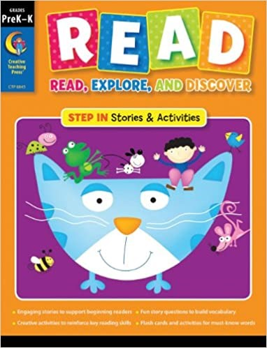 Read:Step In Stories/Act.(G.PreK-K) - Paperback -