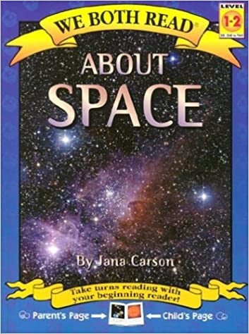 We Both Read: About Space -Paperback -