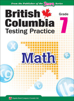 British Columbia Provincial Test (Math) Grade 7