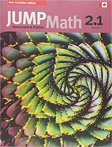 Jump Math AP Book 2.1 (New Edition)