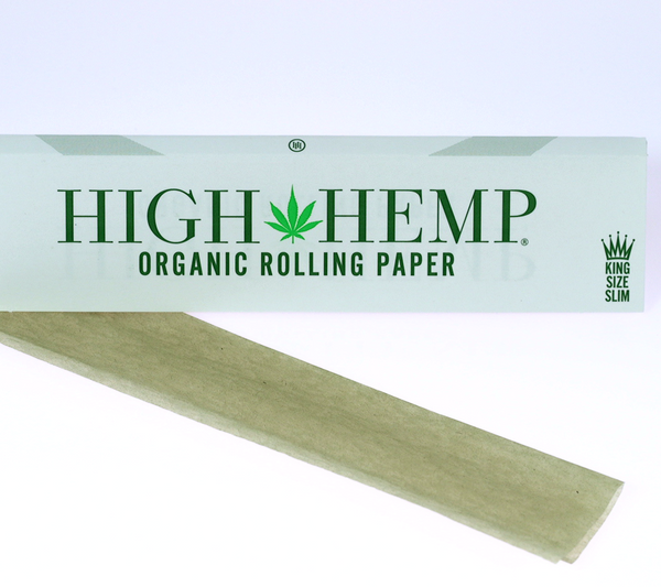High Hemp Organic Kingsize Slim