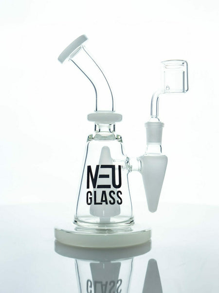 "NEU 8"" Concentrate Rig Pyramid"