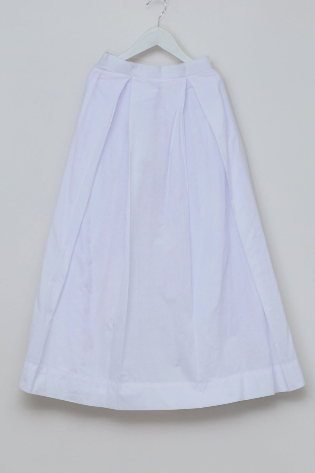 Detachable Christening Skirt