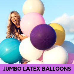 36″ Latex Balloons – The Ultimate Balloon Decor Effect!
