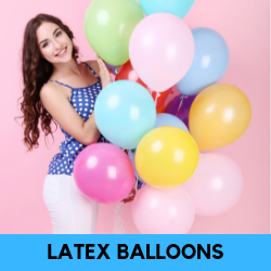 5″ Latex Balloons – The Decorator's Choice for Balloon Centerpieces