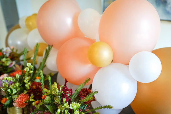 25-ft DIY Air Filled Balloon Garland Kit - How To Easily Create a DIY Balloon Garland