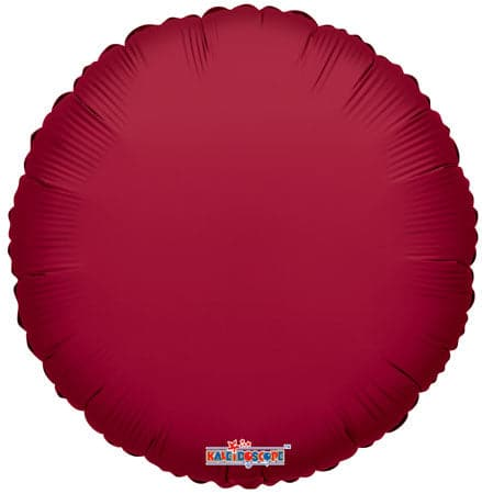 "18"" Round Foil Balloons 