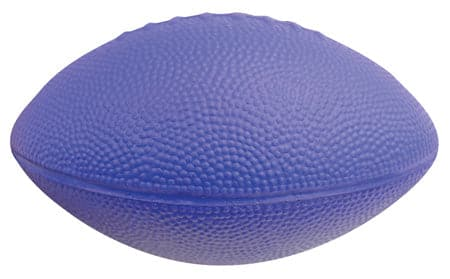 11 Inch Mini Foam Footballs | Plain | 50 pc