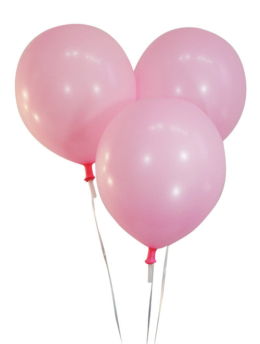12 Inch Decorator Hot Pink Latex Balloons | 100 pc bag