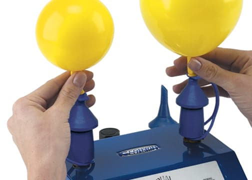 Conwin Dual Split Second Sizer Digital Balloon Inflator