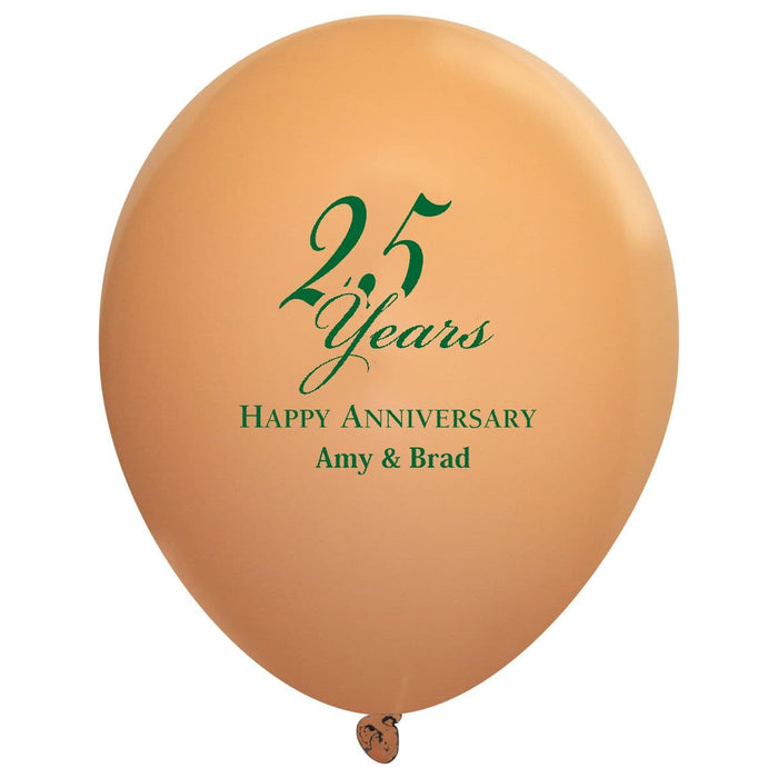 Custom Printed Latex Balloons | Fashion Colors | 1000 pc (per case)