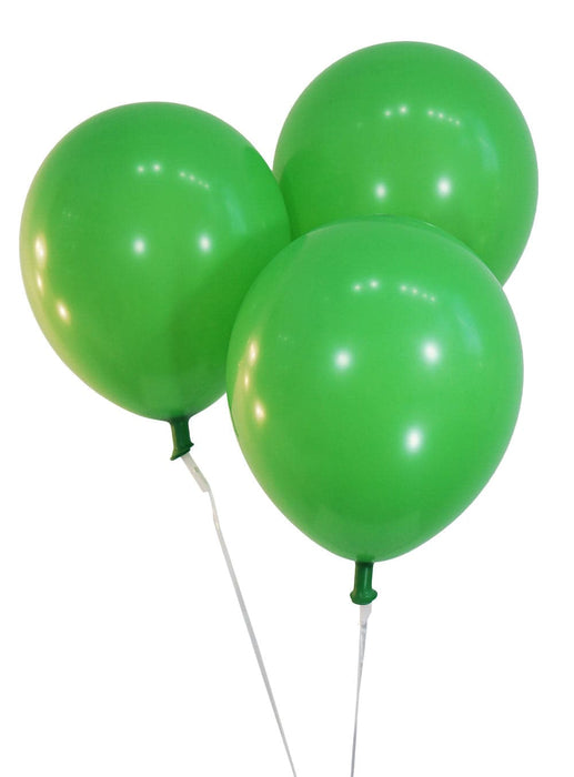 Wholesale 9 Inch Latex Balloons | Pastel Green | 144 pc bag x 50 bags