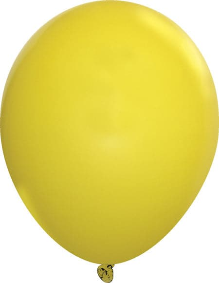 "11"" Self-Sealing Valved Latex Balloons 