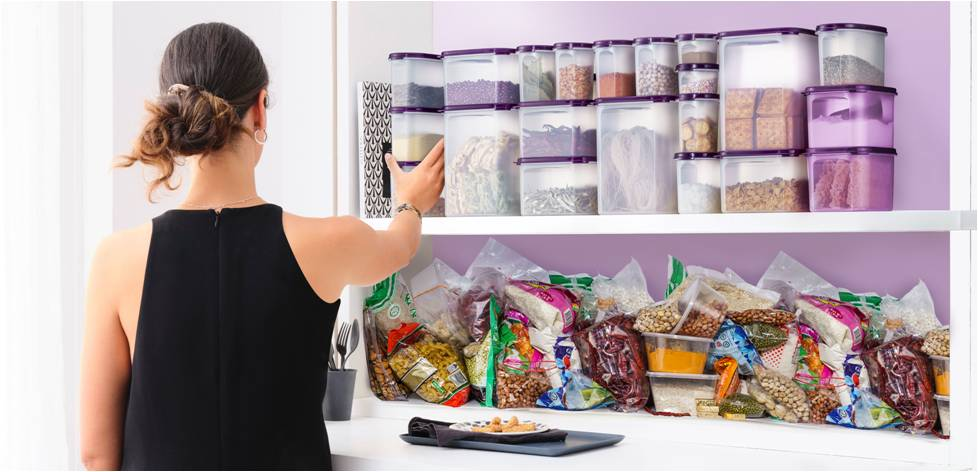 Tupperware Modular Mates storage container for your pantry