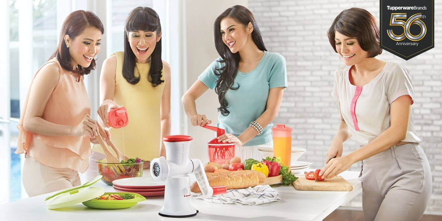 Tupperware Brands celebrates 56 years of smart solutions in Malaysia