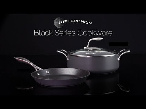 TUPPERCHEF™ Black Series Fry Pan 24cm