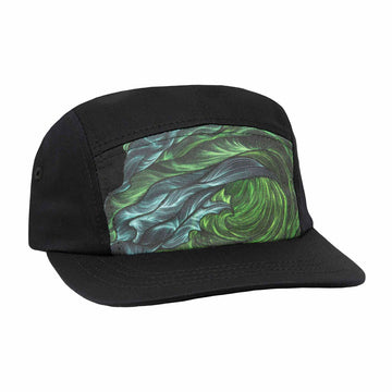 Green Room 5 Panel Hat