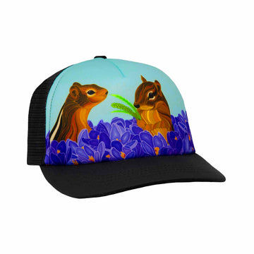 Youth Chipmunks Trucker Hat